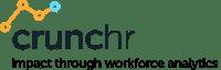 Logo Crunchr with tagline